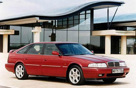 Фото Rover 800 Hatchback